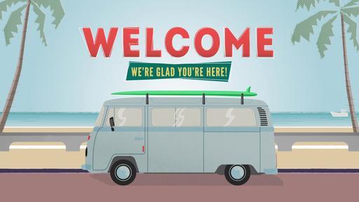 The Boardwalk - Welcome