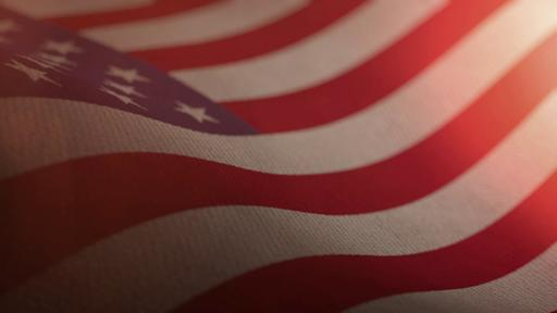 American Flag - Content - Motion