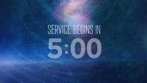 Nebula - Countdown 5 min