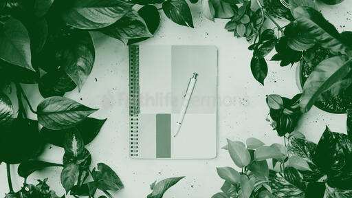 Back to School – Green Leaves