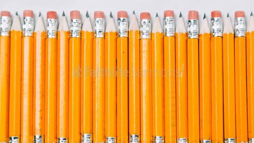 Back to School – Pencils