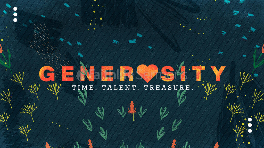 Generosity large preview