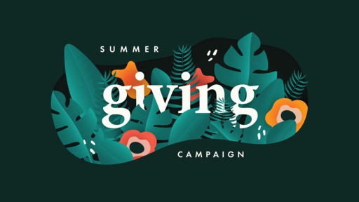 Summer Giving