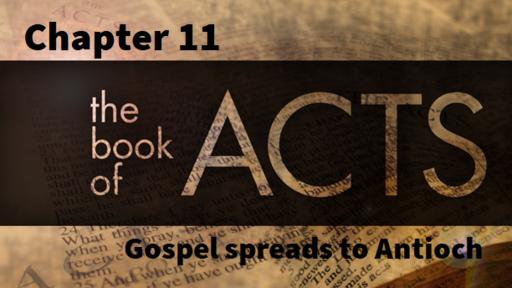 6/30/2019 - The Gospel to the Gentiles