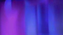 Purple Blur content a PowerPoint image