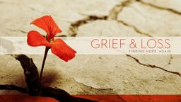Grief and Loss finding hope again PowerPoint Photoshop image