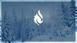Winter Forest faithlife PowerPoint Photoshop image