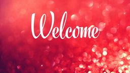 New Year welcome PowerPoint Photoshop image