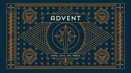 Advent PowerPoint Photoshop image