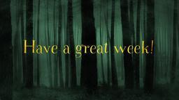 Dark Woods  PowerPoint Photoshop image 7