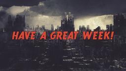 Comic Book City  PowerPoint Photoshop image 6