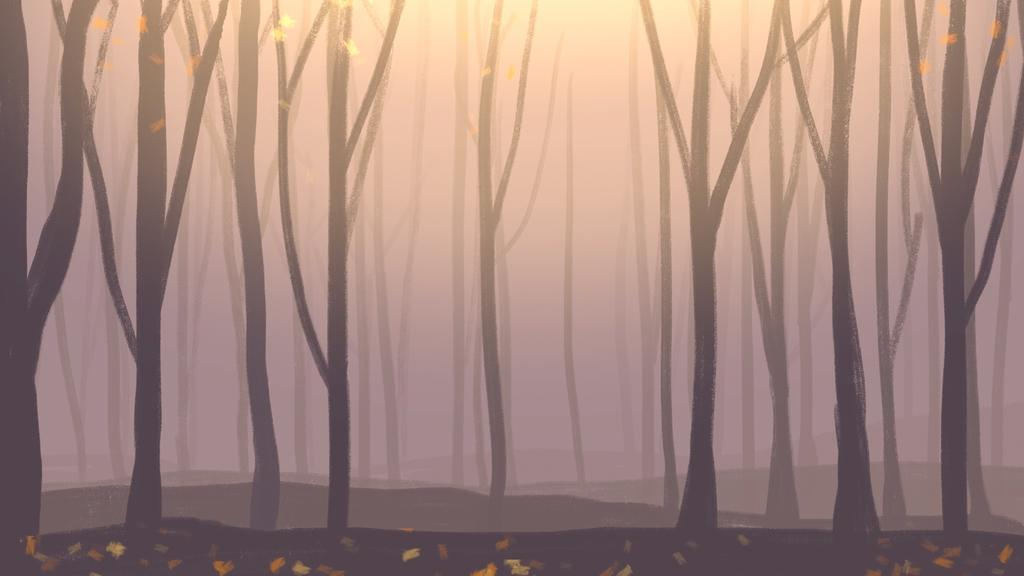 Autumn Forest large preview