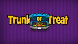 Trunk or Treat PowerPoint Photoshop image