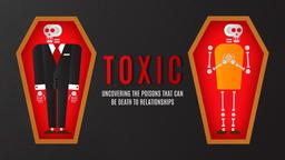 Colorful Skeletons toxic PowerPoint Photoshop image