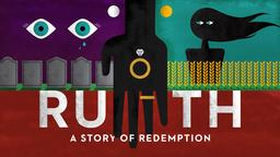 Ruth story of redemption PowerPoint Photoshop image