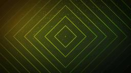Growing Squares header subheader green PowerPoint Photoshop image