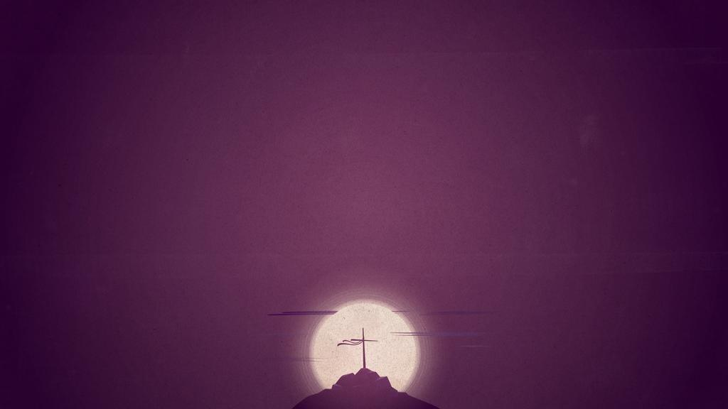 Purple Cross large preview