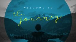 Expansive Nature welcome to the journey PowerPoint image