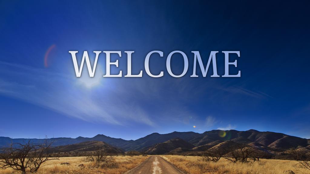 Desert Sky welcome smart media preview