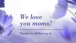 Purple Poppies  PowerPoint Photoshop image 1