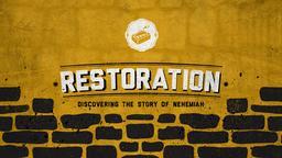 Restoration  PowerPoint image 1
