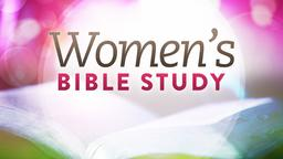 Women's Bible Study PowerPoint Photoshop image