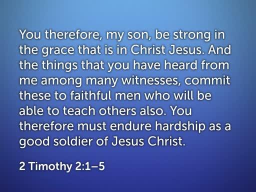 The Battlefield of Prayer