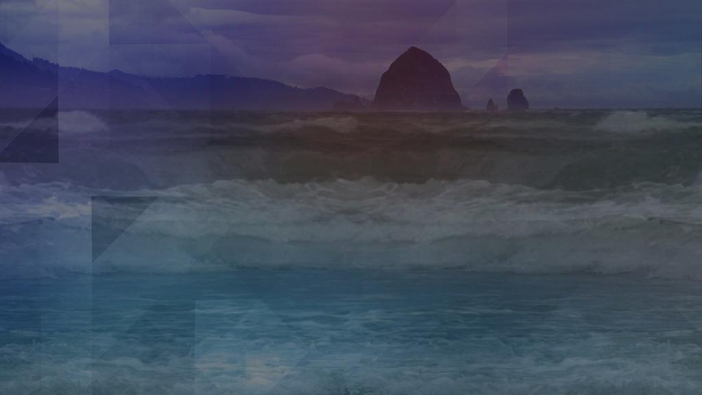 Prismatic Ocean header subheader smart media preview