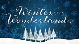 Winter-Wonderland  PowerPoint image 1