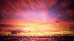 Sunset  Hosanna content b PowerPoint image