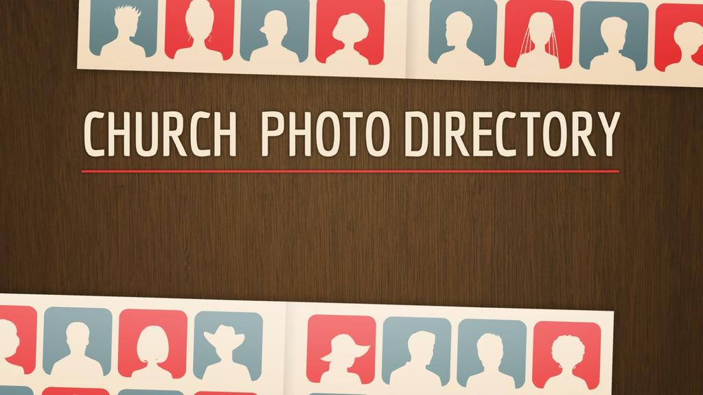 Church Photo Directory smart media preview