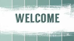 Paint Chip welcome PowerPoint image