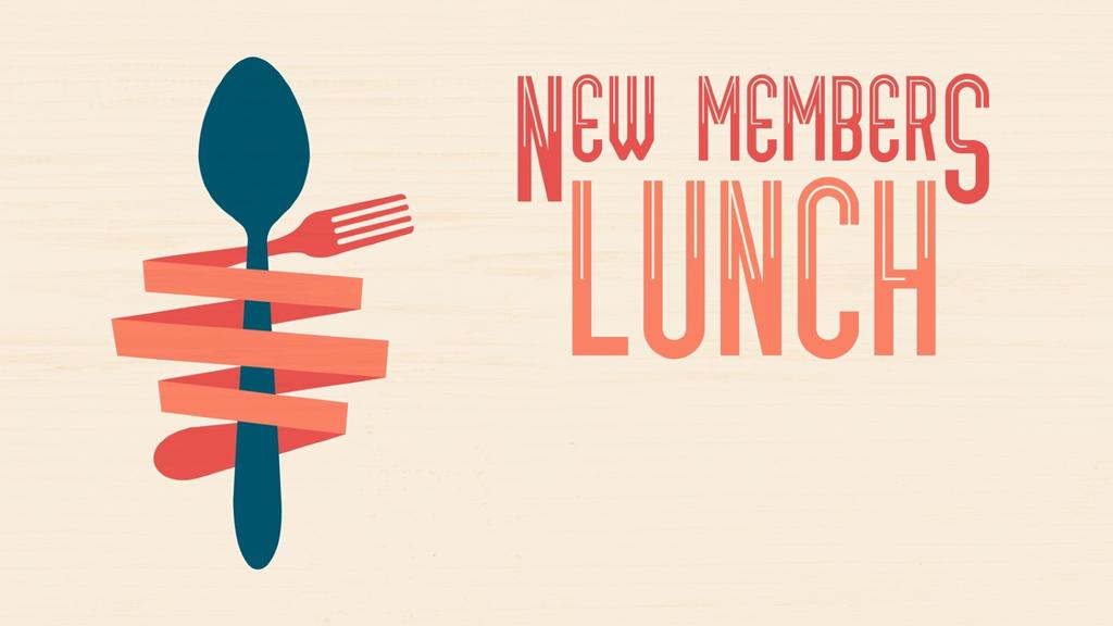 New Members Lunch smart media preview
