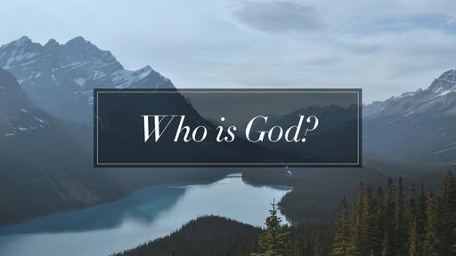 Who-Is-God