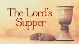 Communion Bread and Cup the lord's supper PowerPoint image