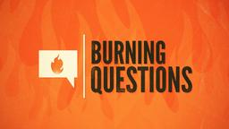 Burning-Questions  PowerPoint image 1