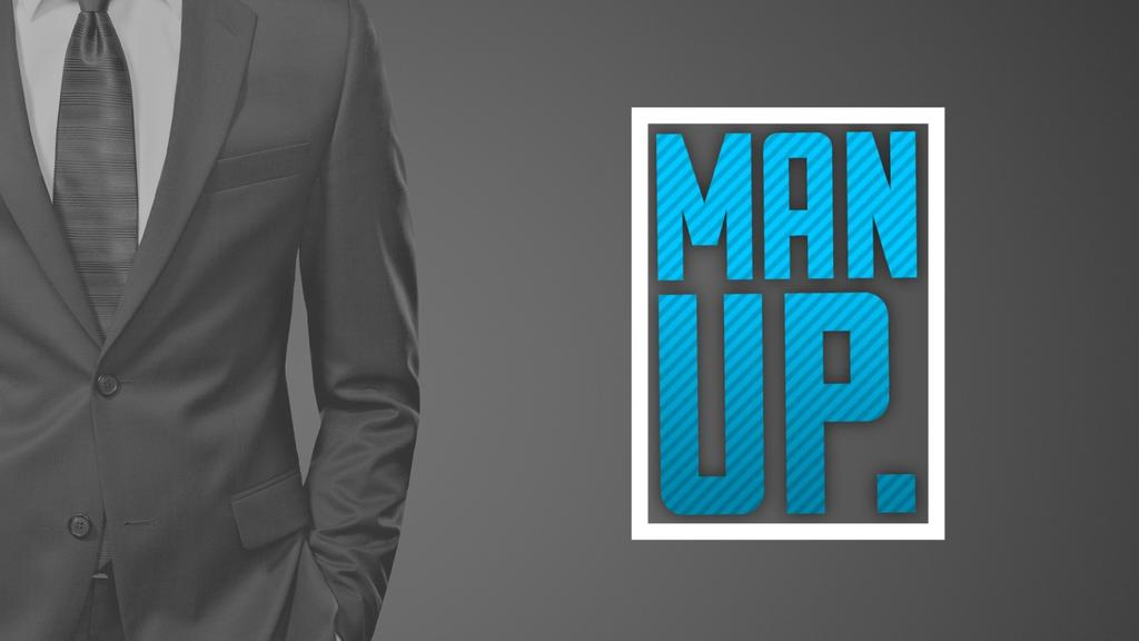 Man-Up large preview