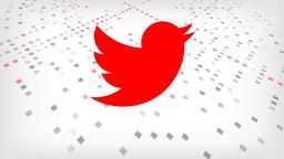 Pixels twitter PowerPoint image