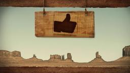 Western Skies facebook PowerPoint image