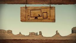 Western Skies website PowerPoint image