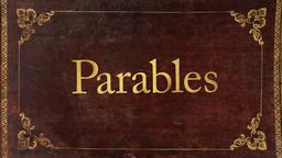 Parables  PowerPoint image 1