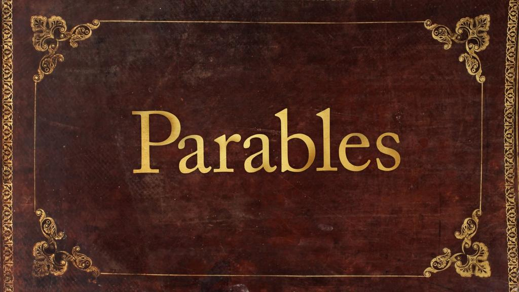 Parables large preview