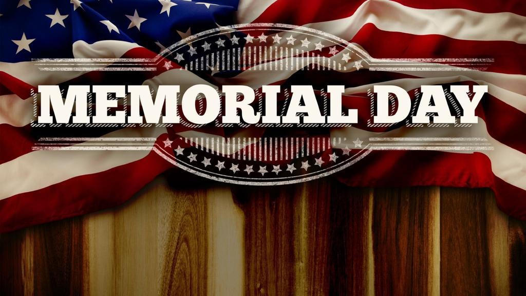 Patriotic Banner memorial day smart media preview
