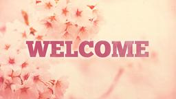 Mother's Day welcome 2 PowerPoint image