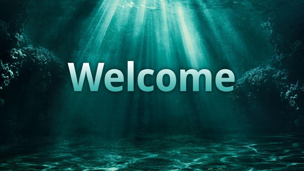 Ocean welcome smart media preview