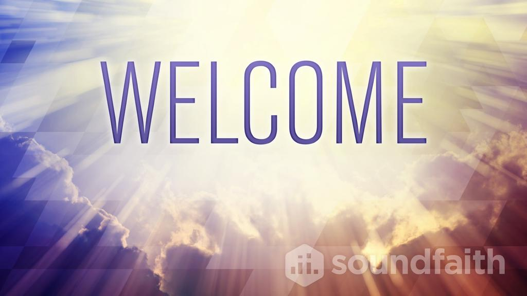 Free Hd Powerpoint Templates Church Welcome Ppt Background Printable