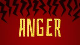 Anger PowerPoint image