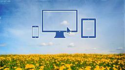 Dandelion Field website PowerPoint image