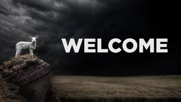 Atonement welcome PowerPoint image