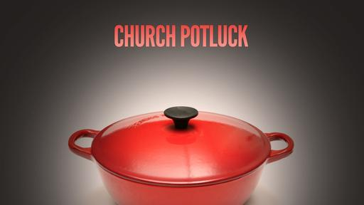 Church-Potluck